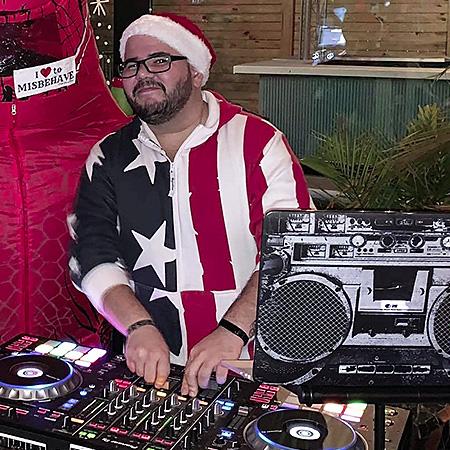 DJ JONNY THE PARTY